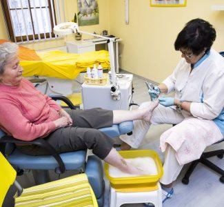 Podologie und Fußpflege